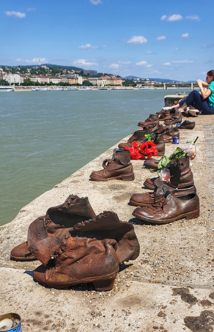 The Shoes on the Danube River