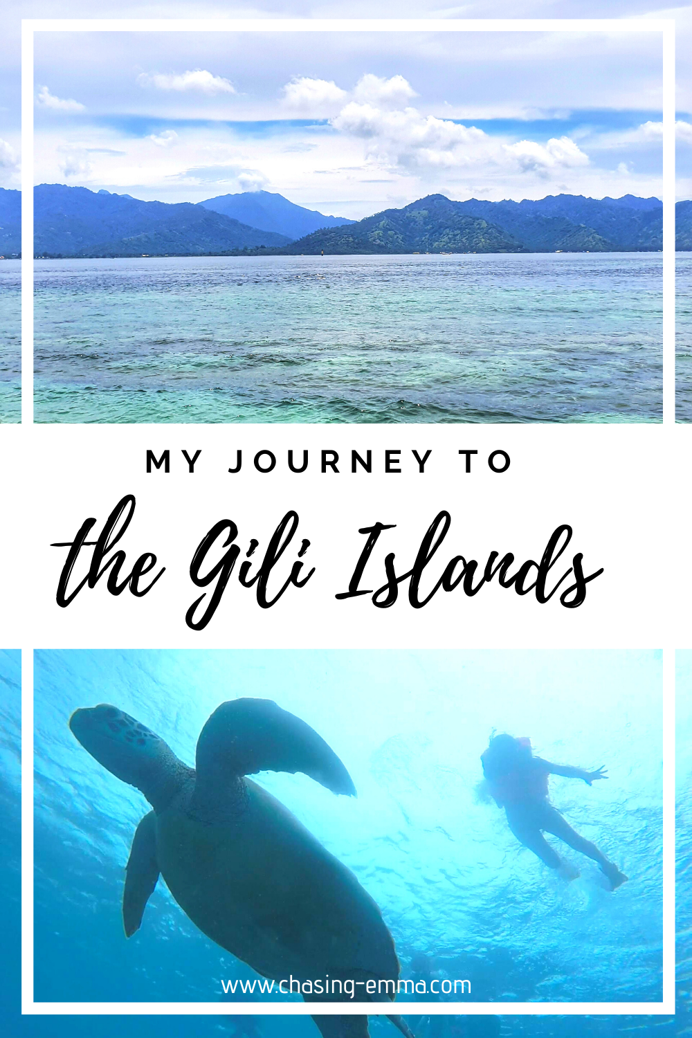 My Journey to the Gili Islands Chasing Emma