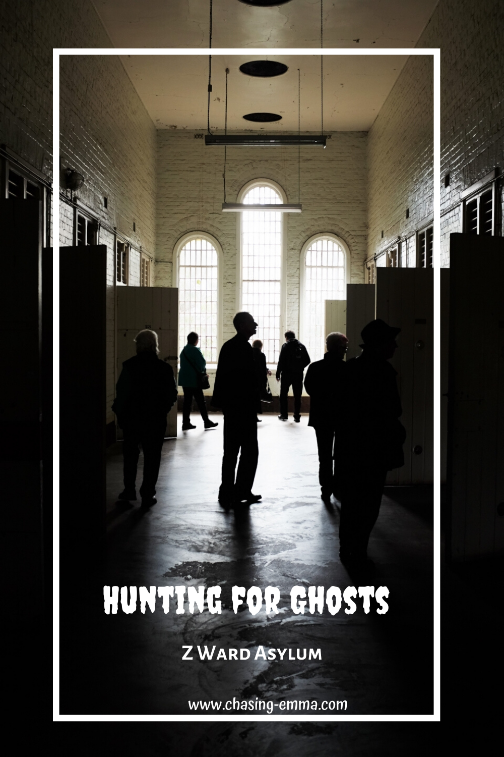 Bucket List: Ghost hunting with Adelaide's Haunted Horizon's Ghost Tours