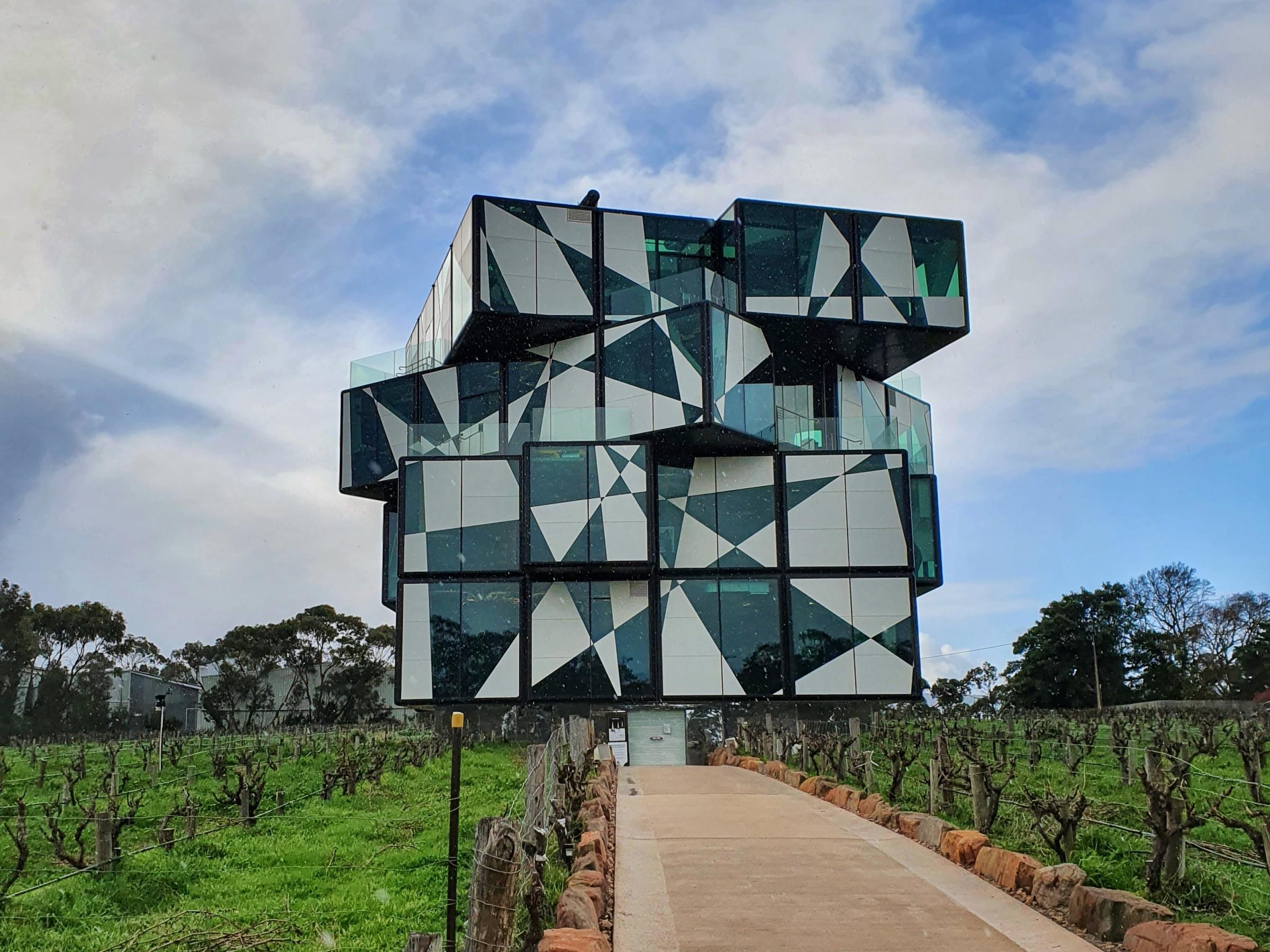 The d'Ardenberg Cube