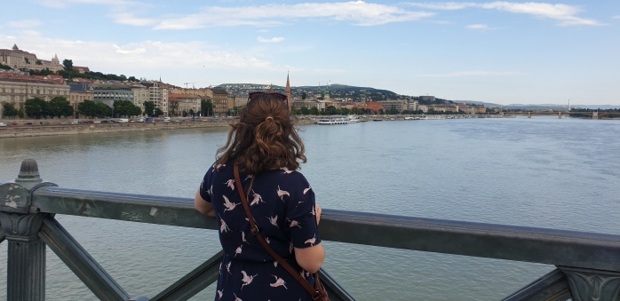 Chasing Emma in Budapest